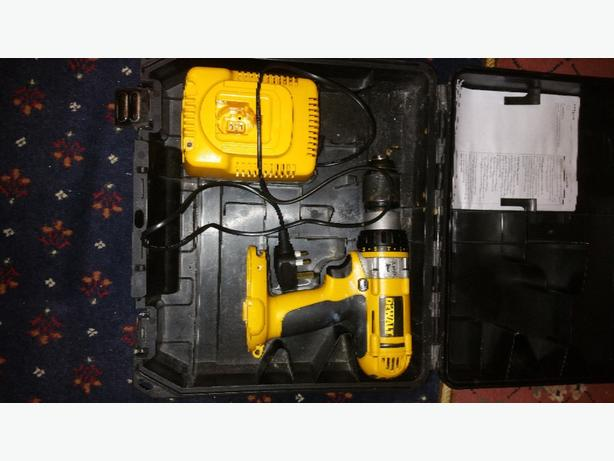 dewalt hammer drill 14.4