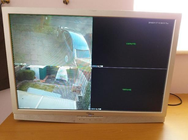 "fujitsu computers siemens monitor 22"" Scaleoview L22W-9 WBZA Silver No Stand"