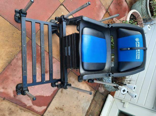 Preston innovations 360 swivel chair