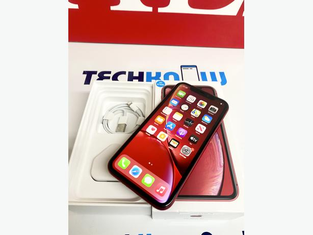 IPhone XR 64GB unlocked Product Red Boxed £329.99