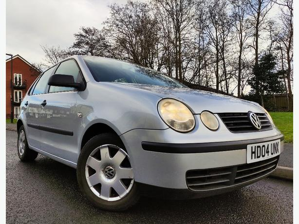2004/04 VOLKSWAGEN POLO 1.4 TWIST TDI FULL MOT FULL HISTORY LOVELY CAR