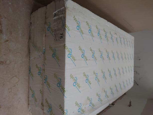 75mm floor insulation