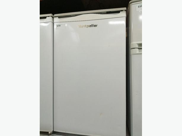 Montepellier undercounter fridge with warranty at Recyk Appliances