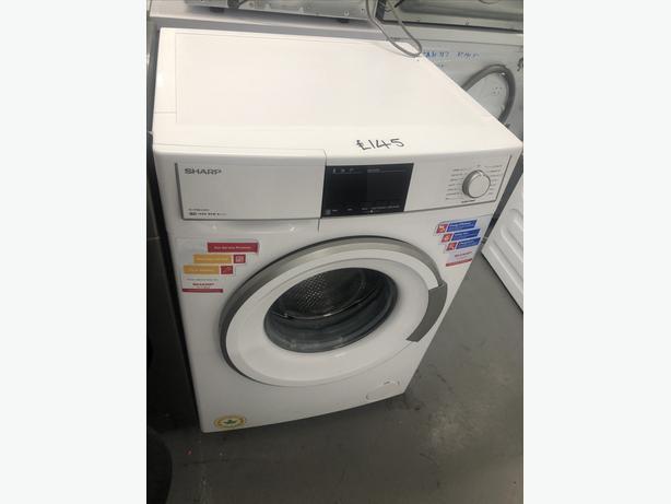 ♻️♻️ SHARP 8KG WASHING MACHINE/ WASHER ♻️♻️