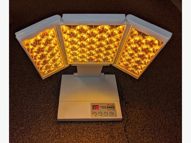 quantum photon facial lamp led light system