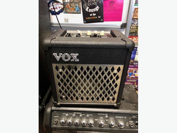 Vox Mini 5 rhythm amp
