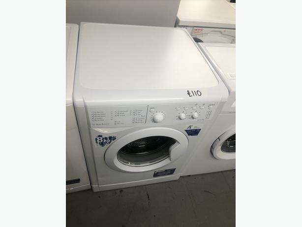 8KG INDESIT WASHER/WASHING MACHINE WITH GUARANTEE 🌍🌍