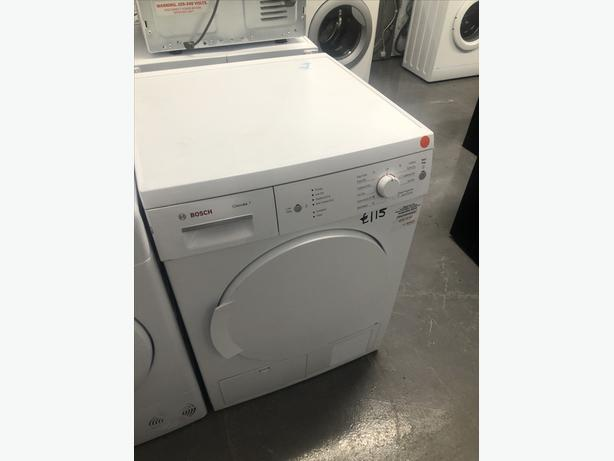 🌍🌍7KG BOSCH VENTED DRYER WITH GUARANTEE 🌍🌍