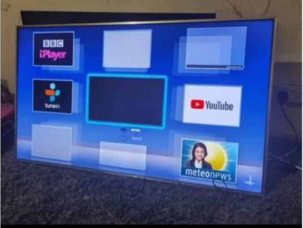 Panasonic 55inch UHD smart TV