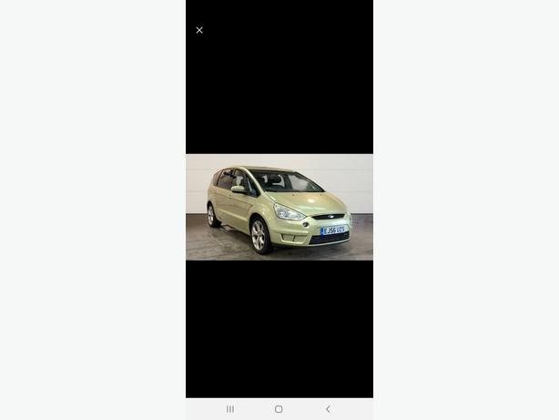 FORD S MAX 1.8 DIESEL 7 SEATER 12 MONTHS MOT