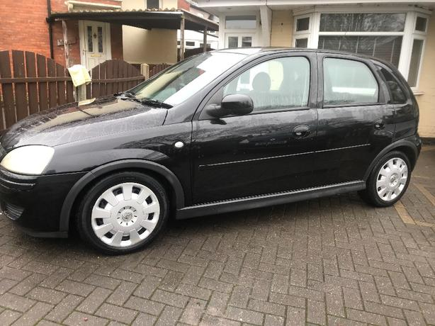 CORSA 1.4 AUTOMATIC! ONLY 54k! DRIVES SUPERB!