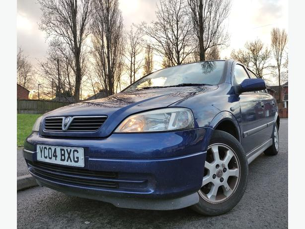 2004/04 VAUXHALL ASTRA 1.7 CDTI 5DR FULL MOT LOVELY CAR