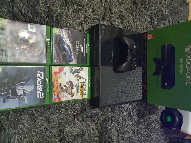 xbox one 500gb woth box