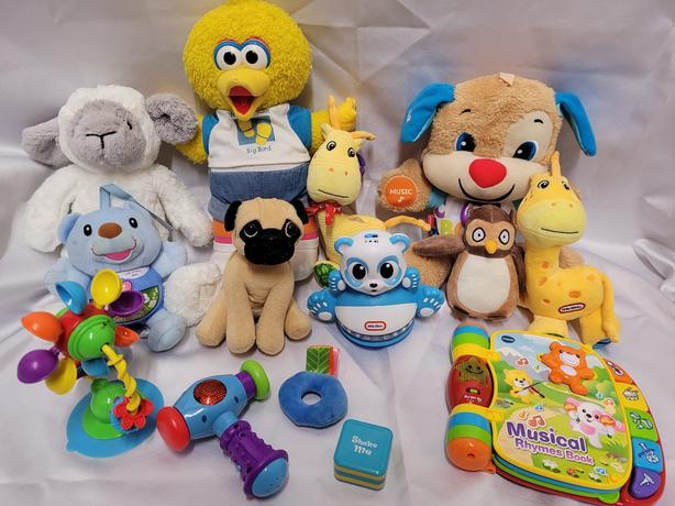 Mixed Bundle Of Kids / Babies Toys & Teddys