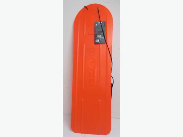Axiski Snowboard or Sledge on Snow, Grass or Sand