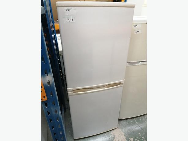 Curry's Small fridge freezer with warranty at Recyk Appliances