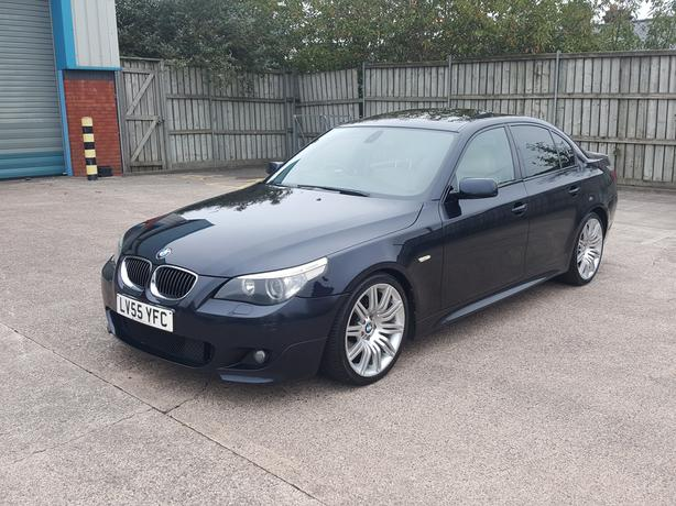 Bmw 535 Diesel M sports, twin turbo, HPI clear,Fully loaded, drives great
