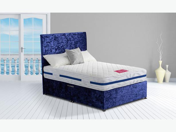 Large range of beds for immediate delivery