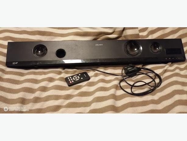 Soundbar 2.1 100W with remote