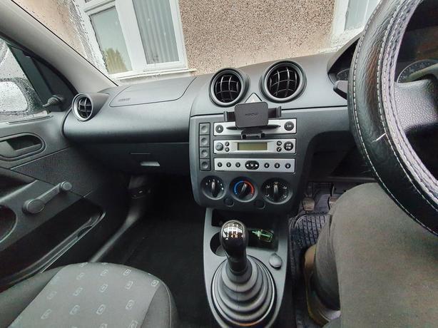 Ford Fiesta Finesse 1.2 2005