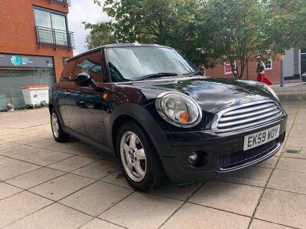 Mini one 59 plate hatch back  BARGIN