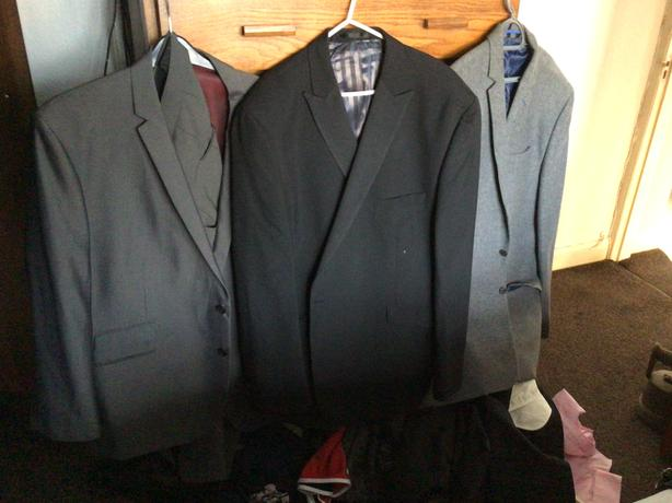 Suits and jackets
