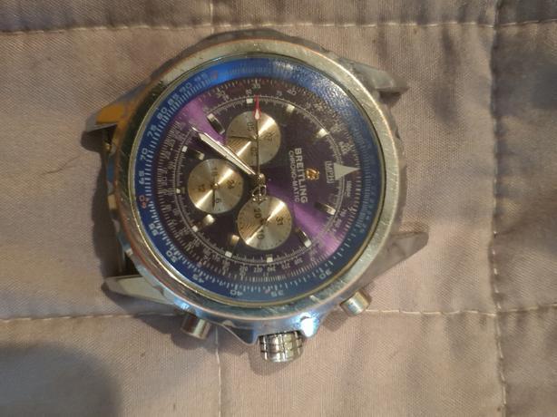 Breitling Chrono-Matic Mens Watch
