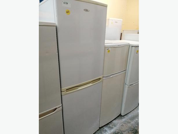 Logik Fridge freezer 4 drawers with warranty at Recyk Appliances