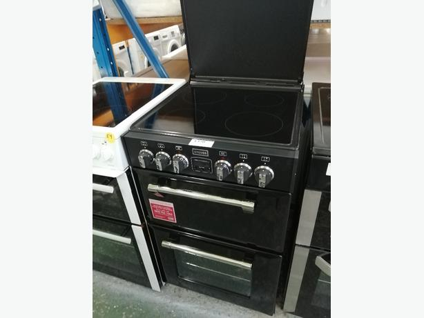 Stoves 55cm brand new electric cooker with warranty at Recyk Appliances