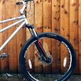 """Tandem Custom build bike,27.5"""" wheels,dual discbrakes"""
