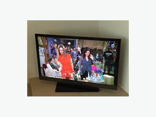 sony bravia 37 inch full hd 1080p led tv+freeview hd+good+remote+DELIVERY