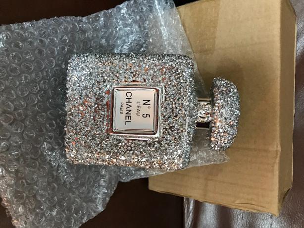brand new perfume bottle ornament