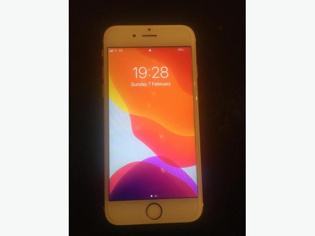 iphone 6s 64gb rose gold mint condition