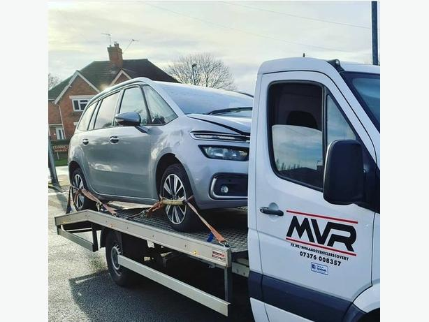 RECOVERY SERVICES - CAR COLLECTIONS AND DELIVERYS