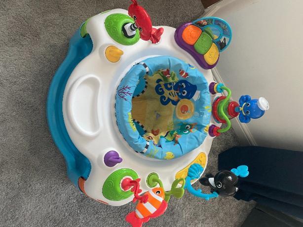 Baby Einstein Rhythm of Reef Activity Saucer