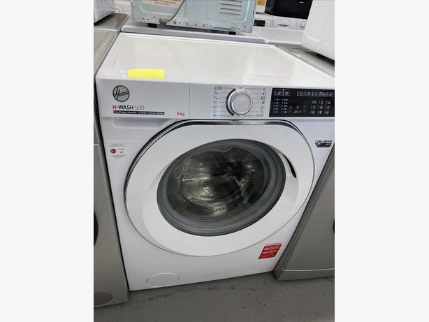 PLANET 🌍 APPLIANCE- 9KG LOAD HOOVER NEW/GRADED WASHING MACHINE WITH GUARANTEE