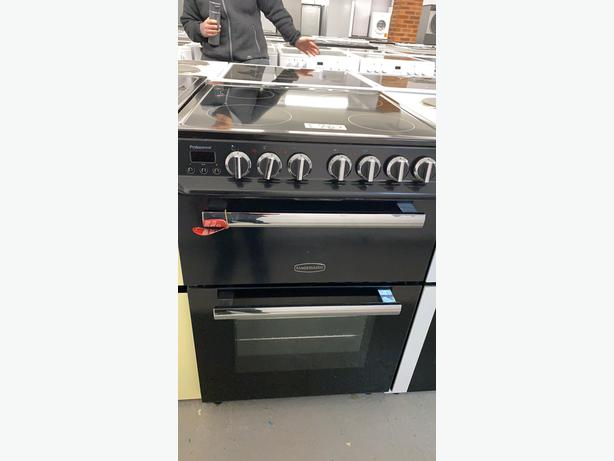 PLANET 🌍 APPLIANCE- RANGEMASTER 60CM WIDE ELECTRIC COOKER WITH GUARANTEE