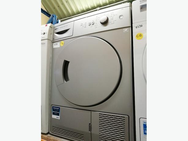 Beko 6 kg condenser dryer with warranty at Recyk Appliances