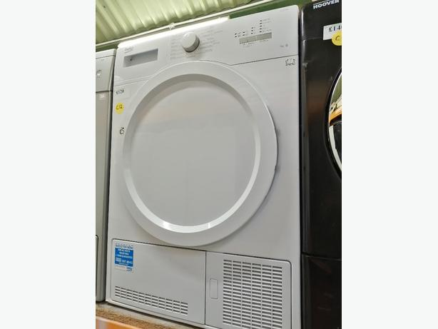 Beko 7kg condenser dryer with warranty at Recyk