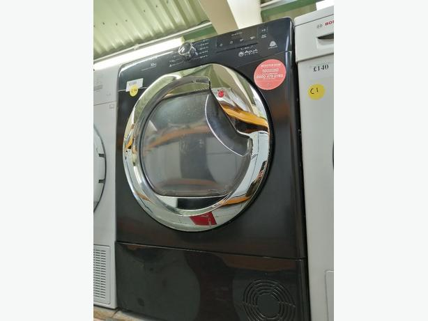 Hoover 10 kg condenser dryer with warranty at Recyk Appliances