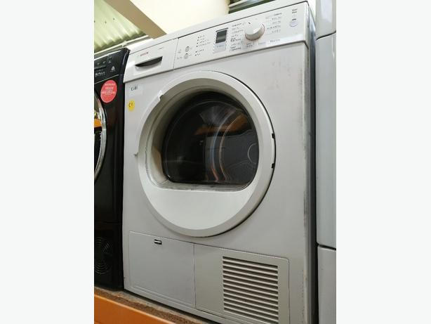 Bosch condenser dryer 3 months warranty at Recyk Appliances