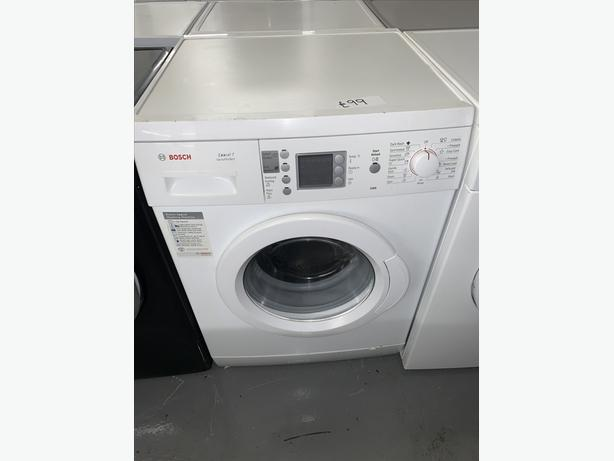 PLANET APPLIANCE - 7KG BOSCH WASHER WASHING MACHINE