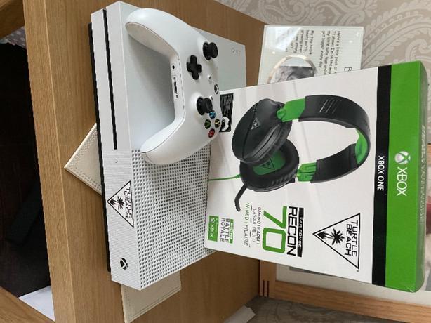 xbox one/new headset