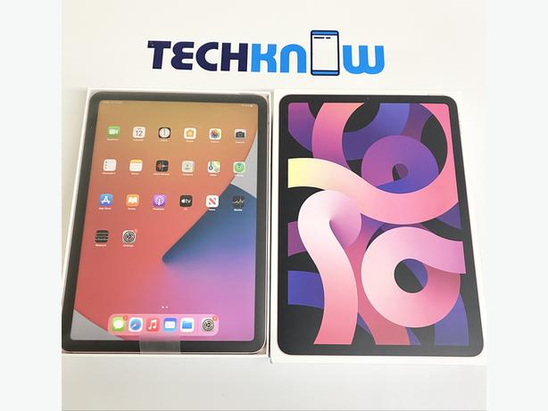 iPad Air 4 Latest model Rose Gold 256GB unlocked Brand New Boxed - £599.99