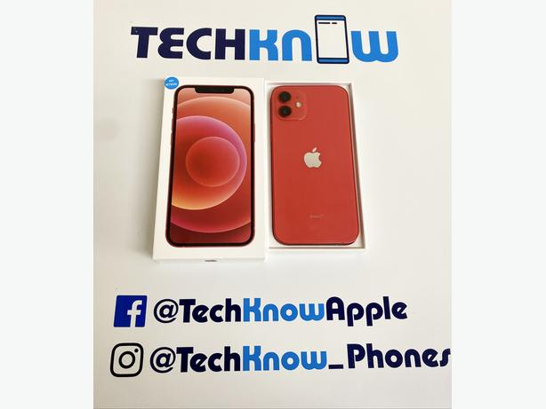 iPhone 12 128Gb unlocked Product red - £699.99