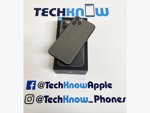 iPhone 11 Pro 64Gb unlocked to all networks - Space Grey - £579.99
