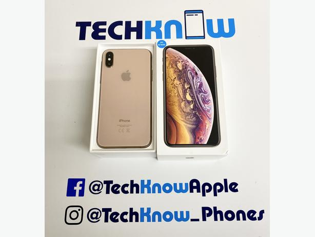 Iphone XS 256GB unlocked to all networks - £379.99