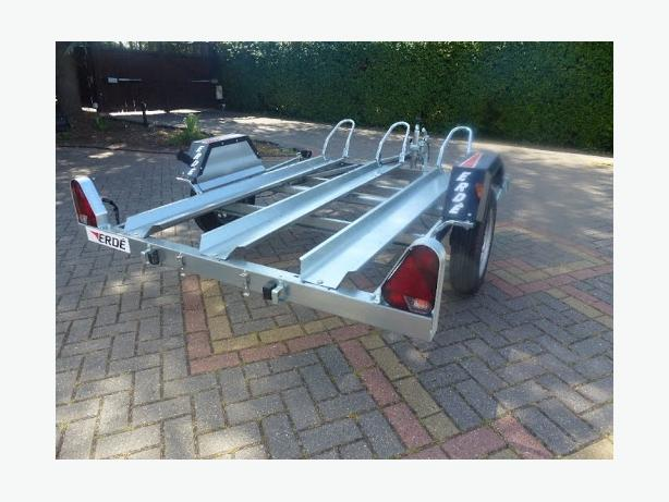 WANTED: motorbike trailer