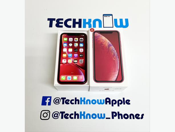 iPhone XR 64GB Locked to Vodafone VOXI - Red - £299.99