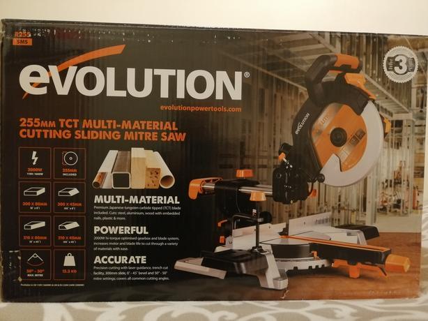 EVOLUTION R255SMS-255MM SAW